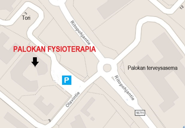 Yhteystiedot Palokan Fysioterapia Jyvaskyla